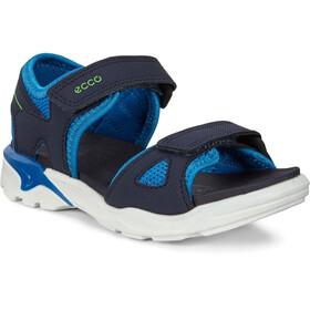 ECCO Biom Raft Sandals Kids, blauw